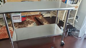 """Steel Prep Table 48"""" for Sale in Casselberry, FL"""