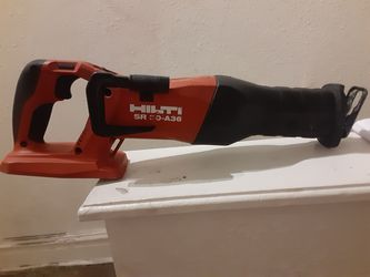 Hilti cordless reciprocating saw W/O BATTERY for Sale in St. Louis,  MO