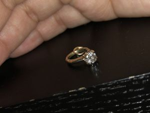 Engagement ring charm for Sale in Houston, TX
