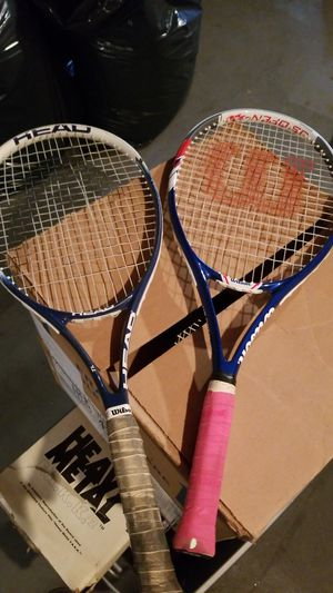 Tennis rackets for Sale in Philadelphia, PA