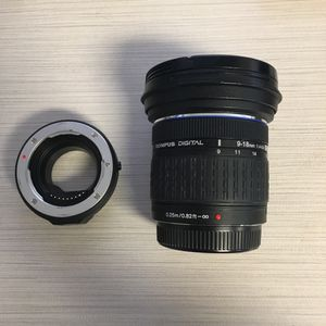 Olympus 9–18mm lens for Sale in Seattle, WA