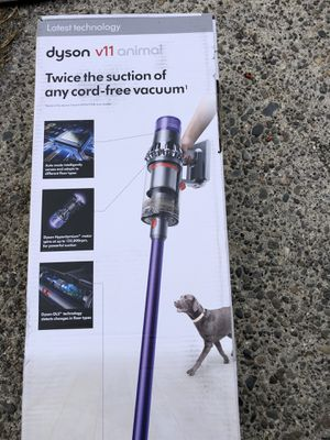 Dyson V11 Cordless Vacuum FIRM PRICE for Sale in Ruston, WA