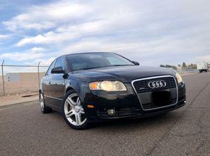 Black 2007 Audi A4 QUATTRO 2.0T (TURBO) for Sale in Phoenix, AZ