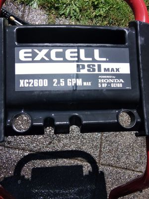 Excell pressure washer for Sale in Seattle, WA