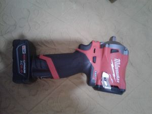 3/8 impact drive Milwaukee drill for Sale in Tampa, FL