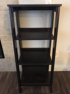 (2) Three shelf bookcases for Sale in Snohomish, WA
