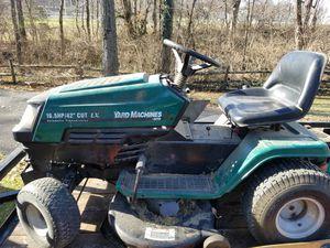 Riding Lawn Mower MTD Yard Machines 16.5 hp for Sale in Cumming, GA