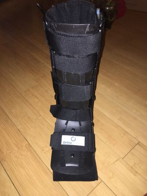 Tall cam boot for Sale in Manassas, VA