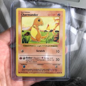 Pokémon Shadowless Charmander for Sale in San Jose, CA
