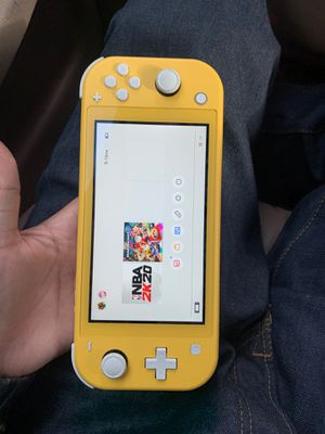 Nintendo Switch Lite +1 Game for Sale in Honolulu, HI