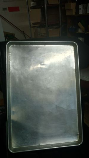 Ultimate Heavy Duty Steel Metal Replacement Tray, Large (Used) for Sale in Des Plaines, IL