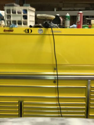 Snap-on tool box and hutch for Sale in Moore, OK