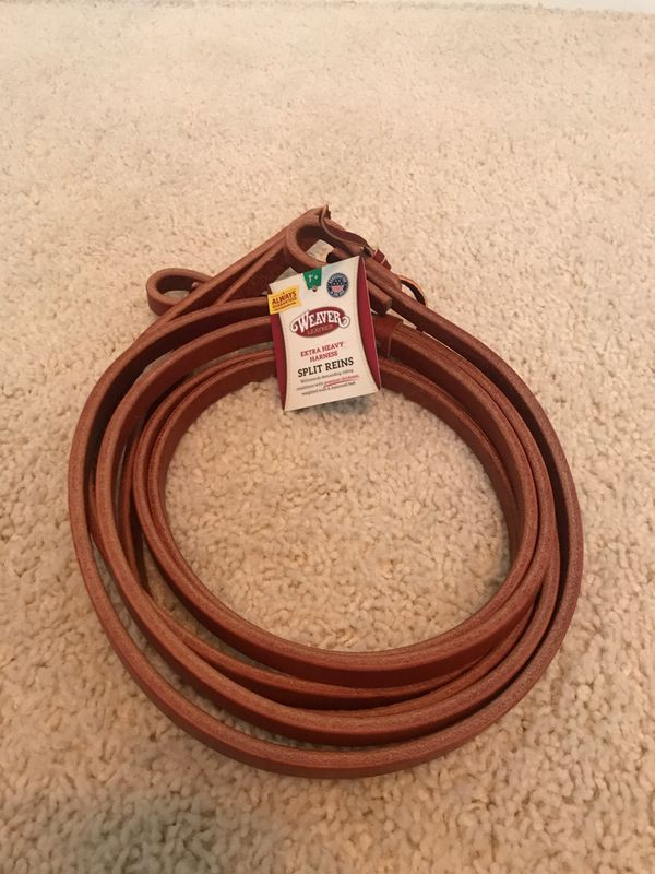 Never Used Weaver Reins