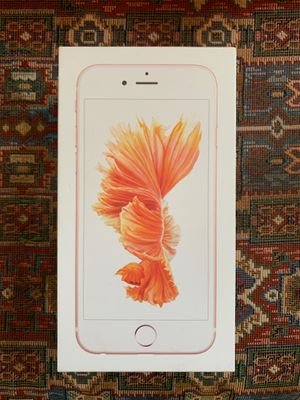 iPhone 6s Rose Gold 32Gb for Sale in Portland, OR