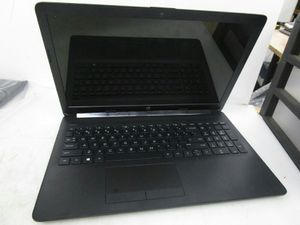 Hp 15 Matte Black Laptop for Sale in Charlotte, NC
