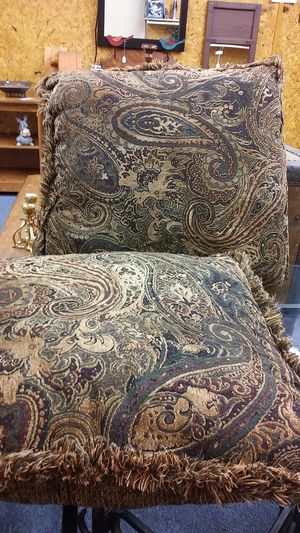 Couch cushions 24×24 have 4 for Sale in Beckley, WV