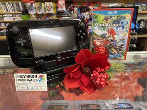 Nintendo Wii U with Mario Kart 8 for Sale in Houston, TX