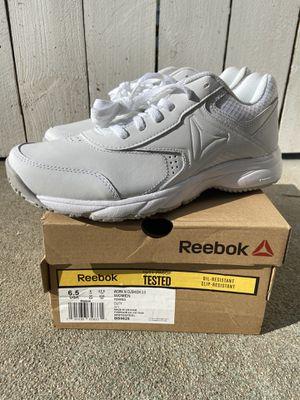 ReeBok White WORK SHOE for Sale in Long Beach, CA