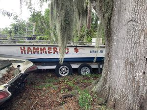 22' Flats boat for Sale in Ruskin, FL