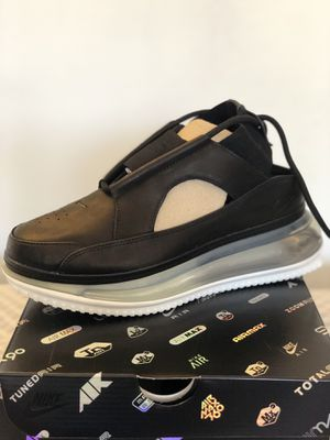 Nike Air Max FF 720 Black White Shoes Sandals Sneakers AO3891-001 Womens for Sale in Los Angeles, CA