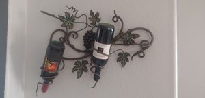 Decorative wall hanging Wine Holder for Sale in Chandler, AZ