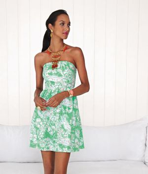 Green Lilly Pulitzer Dress for Sale in Sudbury, MA
