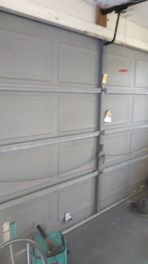 Garage doors with door openers and have remotes make offer must get today for Sale in Indian Rocks Beach, FL