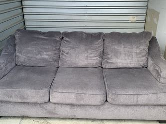 FREE DELIVERY - Grey Couch for Sale in West Chester,  PA