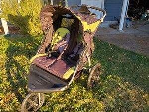 Babytrend Expedition Double Jogging Stroller for Sale in Portland, OR