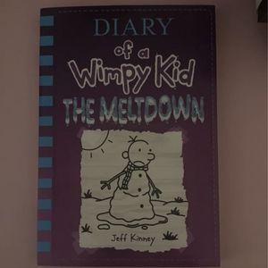 Diary of a Wimpy Kid The Meltdown for Sale in Jonesboro, GA