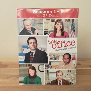 The Office complete Series Seasons 1-9 DVD Set for Sale in Covington, WA