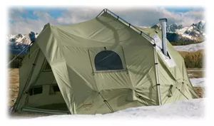 Cabela's Big Horn 3 tent for Sale in Seadrift, TX