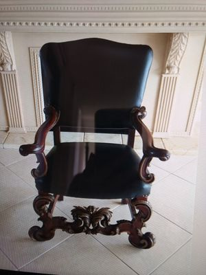 Louis XIV King Chair for Sale in West Palm Beach, FL