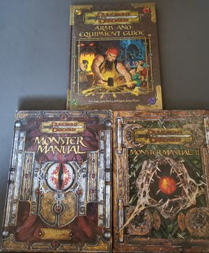 Dungeons and Dragons book lot for Sale in Phoenix, AZ
