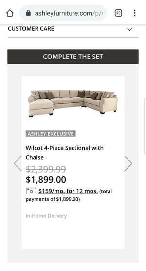 Sofa for Sale in Bangor, CA