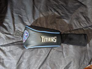 Titans golf club head cover for Sale in La Vergne, TN