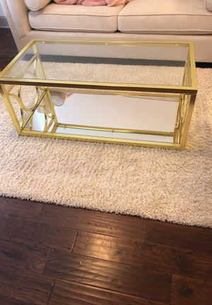 Brand new never used coffee table for Sale in Dallas, TX