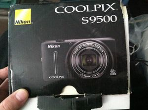Nikon Coolpix S9500 digital camera for Sale in Copley, OH