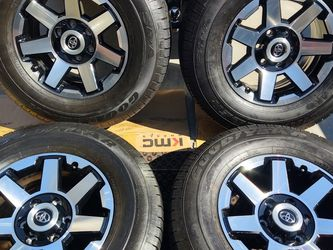 "17"" Toyota Wheels Goodyear Tires 90% for Sale in Carson,  CA"