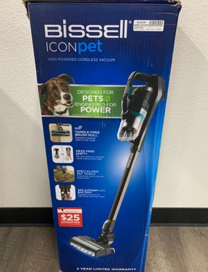 Bissell icon pet vacuum for Sale in Dallas, TX