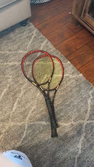 Prince beast 100 LB tennis rackets for Sale in Benjamin, UT