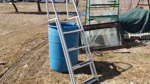 Ladder, for boat,pool,deck or shop. for Sale in Montrose, MI