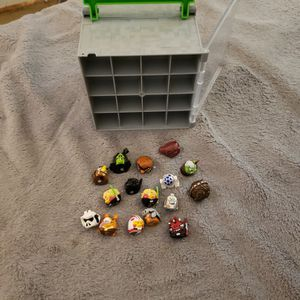 Star Wars .. Angry Birds In Mindcraft Carrying Case for Sale in Silver Spring, MD