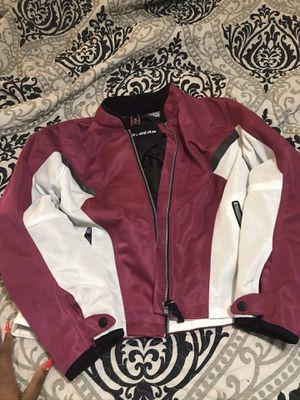 First Gear Motorcycle Jacket W/ Bell Women's Motorcycle Helmet for Sale in Arlington, TX