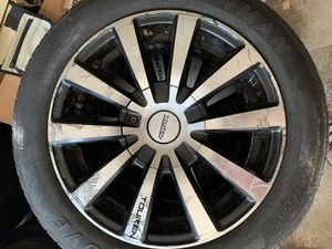 Rims and tires for Sale in Marlborough, MA