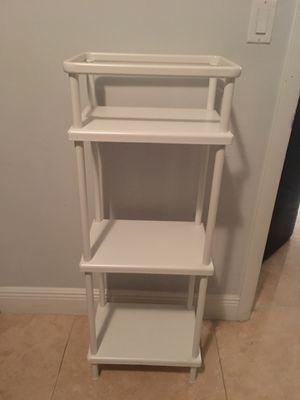 White Ikea shelves for Sale in Miami, FL