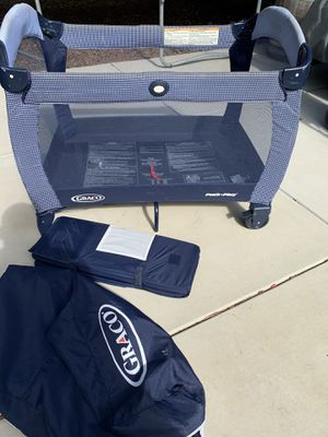 FREE Graco Pack-n-Play for Sale in Livermore, CA