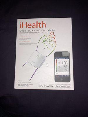 Wireless blood pressure wrist monitor for Sale in Wenatchee, WA