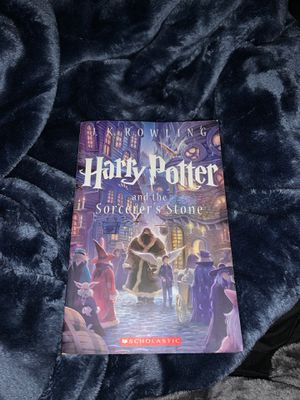 Harry Potter and the Sorcerer's Stone for Sale in Riverside, CA