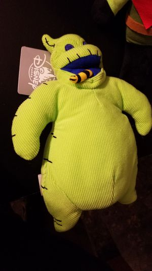 Nightmare Before Christmas Oogie Boogie Plush for Sale in Dallas, TX